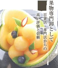 フルーツの写真